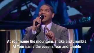 getlinkyoutube.com-Lakewood Church Worship - 1/29/12 8:30am - Amazing Grace - At Your Name - About That Name - Hosanna