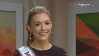 Miss Missouri viaja a escuelas en todo el estado para hablar sobre prevención de acoso sexual