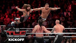 getlinkyoutube.com-10-Man Tag Team Match: WWE TLC 2016 Kickoff