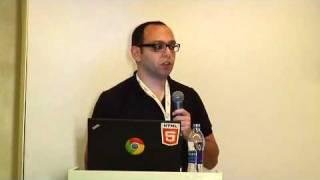 جون عبد الملك - HTML5 - اليوم الأول