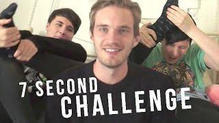 getlinkyoutube.com-7 Second Challenge w/ Dan and Phil