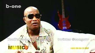 Koffi Olomide avec papy mboma parle de musiciens congolais et de Socoda