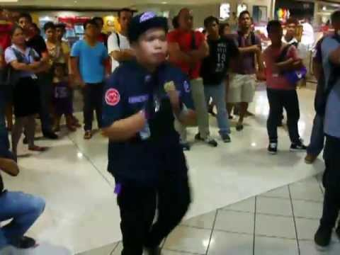 Dance Central Arcade Launch with Pinoy Dance Central (Part 1)