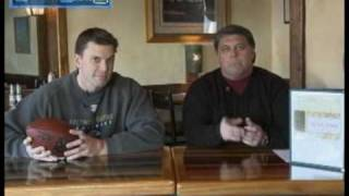 The Edge Sports Show January 12 2010 Part 1
