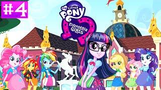 getlinkyoutube.com-💫 MLP Equestria Girls Friendship Games Official New App - Big McIntosh and Applejack Part #4