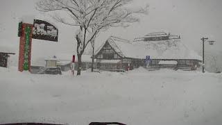 getlinkyoutube.com-車中泊の冬の旅 ⑨ 磐梯(福島県) ~ 米沢 ~ 天童(山形県) 2014年12月14日
