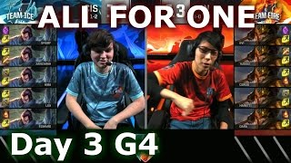 getlinkyoutube.com-CIS (Yasuo) vs Japan (Jarvan IV) One For All Mode | 2016 LoL IWC All-Stars Day 3 | FIRE vs ICE
