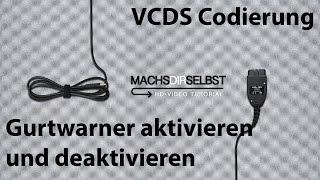 getlinkyoutube.com-[Golf V] Gurtwarner aktivieren/deaktivieren mit VCDS Tutorial (HD)