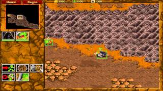 getlinkyoutube.com-Warcraft 2 : Beyond the Dark Portal, миссия 1, орки
