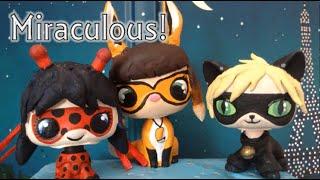 getlinkyoutube.com-All my Miraculous Ladybug lps customs!