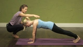getlinkyoutube.com-Yoga Therapy for Neck and Shoulders