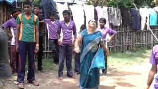 getlinkyoutube.com-Shantabai funny dance video ,aunty