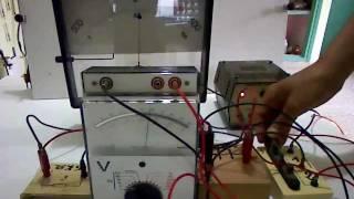 getlinkyoutube.com-معاينة شحن وتفريغ مكثف بواسطة كالفانومتر -   condensateur -charge et décharge
