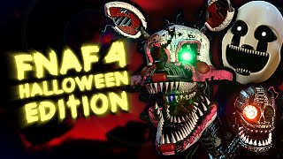 getlinkyoutube.com-Five Nights At Freddy's 4: Halloween Edition Gameplay + ALL CHARACTERS!