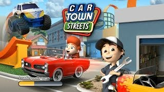 getlinkyoutube.com-Car Town Streets Android GamePlay (HD) [Game For Kids]