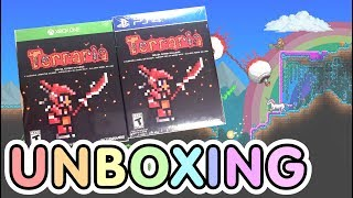getlinkyoutube.com-Terraria (Special Edition) (PS4 / Xbox One) Unboxing !!