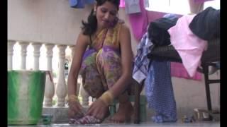 getlinkyoutube.com-He Rusana Ke Mammi | Bhojpuri Angika Lokgeet | Shravan Saaj & Minu Aroda