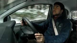 getlinkyoutube.com-DAIHATSU ミラ イース の 4WD 性能 〜 雪上インプレッション 〜 / Mira e:s