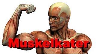 getlinkyoutube.com-Muskelkater - Training, Tipps und was dagegen hilft!