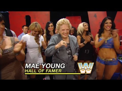 Breaking News: Mae Young Dead At 90 @WWE #WWF