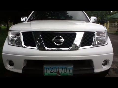 2010 Nissan Navara Review (Start Up, In Depth Tour, Exhaust, Engine)