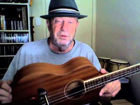 Oscar Schmidt OU52 baritone ukulele review