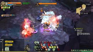 getlinkyoutube.com-[Tree of Savior] Doppelsoldner & Alchemist 217 dungeon 16min