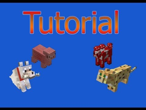 Tutorial - Acasalamento no Minecraft