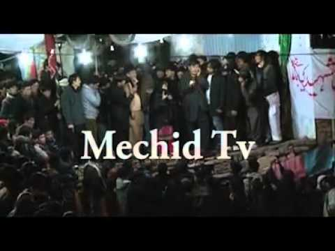 Sit in Hazara Town Kirani Incident During Rain  19 Feb 2014 Part 5
