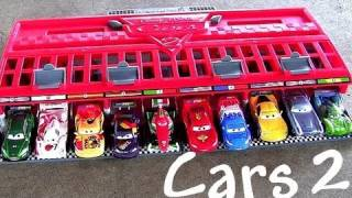 10-Cars Race Launcher World Grand Prix Speedway Multilanzadera by Blu Toys Surprise Kids Baby Toys
