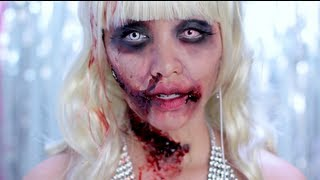 getlinkyoutube.com-Zombie Barbie