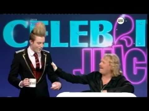 Jedward tasting Keith Lemon's man juice!!!!!