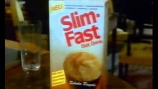 Slim-Fast Werbespot mit Harry Wijnvoord