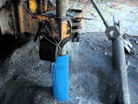 Perfuração de Poço Artesiano Profundo