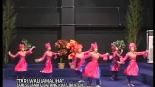 getlinkyoutube.com-TARI SELAMAT DATANG KHAS BANTEN TARI WALIJAMALIHA   YouTube