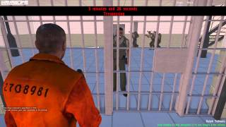 getlinkyoutube.com-Arma 3 Life - Prison Break