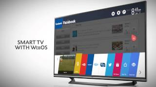 getlinkyoutube.com-LG UF770 Series 4K Ultra HD Smart LED TV with Magic Remote