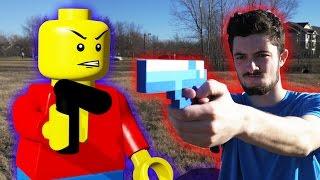 getlinkyoutube.com-LEGO meets Minecraft