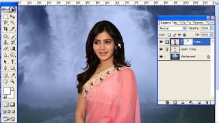 getlinkyoutube.com-HOW TO REMOVE HAIR DETAILING IN PHOTOSHOP 7 0 IN TELUGU TUTORIAL BY TAMIL VIJAY