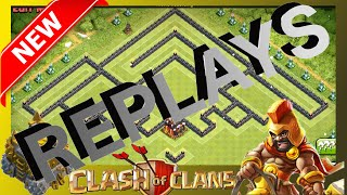 getlinkyoutube.com-The South Pole REPLAYS Th10 Hybrid Southern Teaser   Clash Of Clans