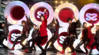 getlinkyoutube.com-SS501 - Love Like This, 더블에스오공일 - 러브 라이크 디스, Music Core 20091024