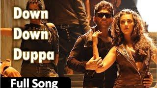 Down Duppa Song in Hindi - Race Gurram ᴴᴰ Full Video Songs - Allu Arjun, Shruti Haasan,