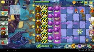 getlinkyoutube.com-[Lived 08/04/14] Part 2 Save Our MariGold Plants vs zombies 2 Dark Ages