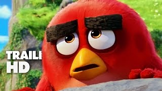 getlinkyoutube.com-The Angry Birds Movie - Official Film Trailer 2 2016 - Jason Sudeikis Animated Comedy Movie HD