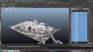 Capturar Geometría 3D desde Google Earth