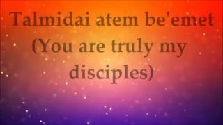 getlinkyoutube.com-Im Ta'amdu Bidvari - Lyrics and Translation