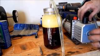 getlinkyoutube.com-DIY Home Made Vacuum Chamber.