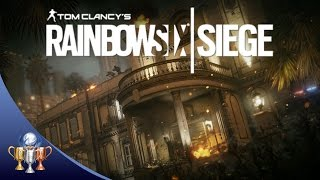 getlinkyoutube.com-Rainbow Six Siege - Co op Campaign and Multiplayer Gameplay