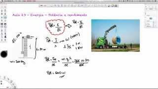 getlinkyoutube.com-Aula 2.9 - Energia - Potência e rendimento [HD]