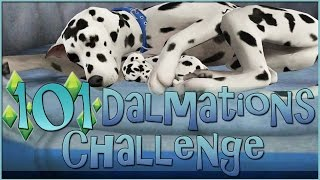 getlinkyoutube.com-Sims 3 || 101 Dalmatians Challenge: Practically Perfect Puppies - Episode #18